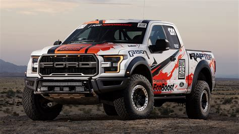 2017 Ford F-150 Raptor Race Truck - Wallpapers and HD Images   Car Pixel