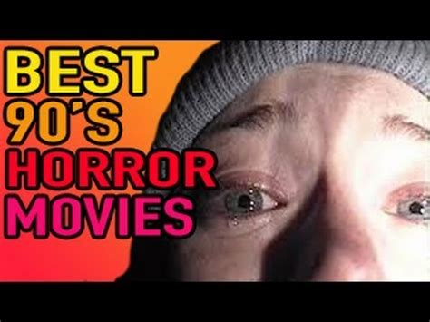 Best Horror Movies of the 90s - YouTube