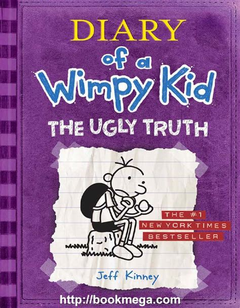 Diary of a Wimpy Kid Book: The Ugly Truth free ebook pdf