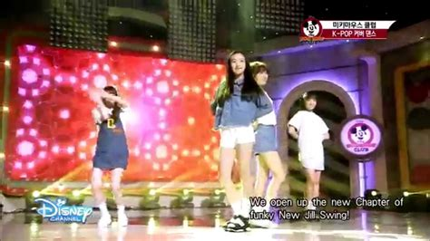 《Mickey Mouse Club》SMROOKIES GIRLS - I'm your girl(S