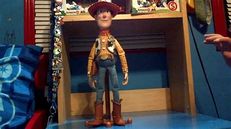 Toy Story Collection Woody The Sheriff Unboxing And Review