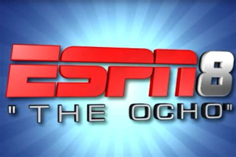 ESPN is creating ESPN8: 'The Ocho' for one glorious day