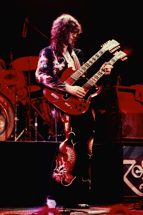 Jimmy Page on the 'Swagger' of Led Zeppelin's 'Physical