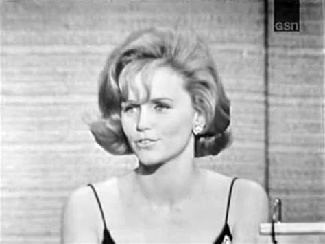 What's My Line? - Lee Remick; Orson Bean [panel] (Jan 10