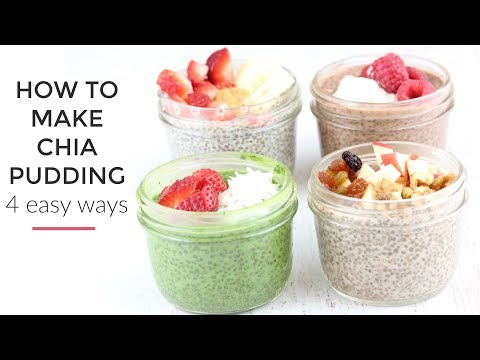 Blood Orange Chia Seed Pudding | Dietitian Debbie Dishes