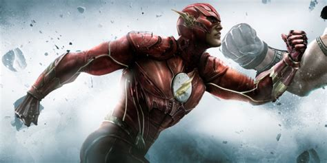 Batman v Superman Dawn Of Justice: The Flash costume and