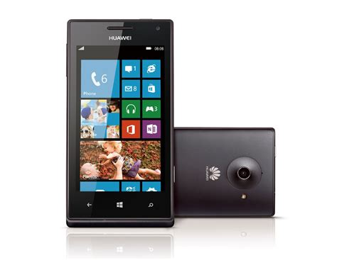 Review Huawei Ascend W1 Smartphone - NotebookCheck