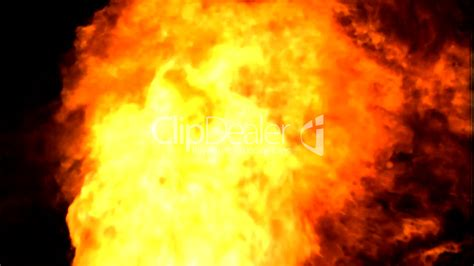 3 Fire animation 3: Royalty-free video and stock footage