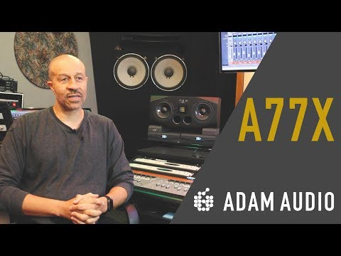 ADAM A77X Powered Studio Monitor Reviews & Prices