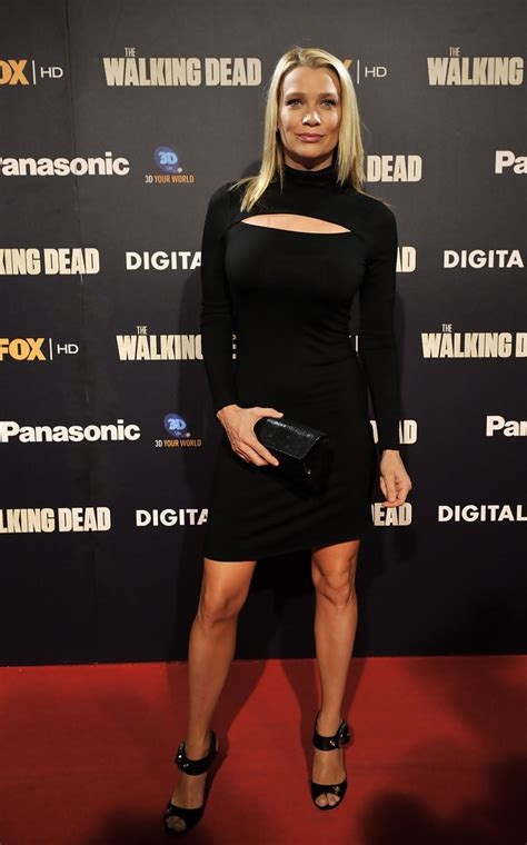 Laurie Holden - Laurie Holden Photos - 'Andrew Lincoln and