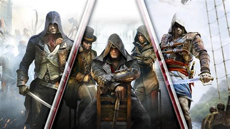 Buy Assassin's Creed Triple Pack: Black Flag, Unity, Syndicate cheap from 5524 KRW