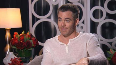 Chris Pine News, Pictures, and Videos | E! News