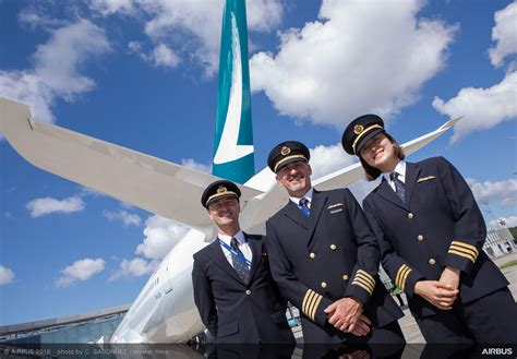 Cathay Pacific becomes second operator of the A350-1000