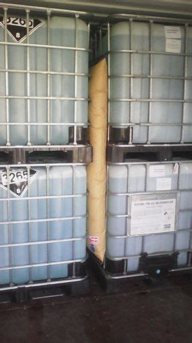 Load Stabilizing Container Lashing - Dunnage Air Bag